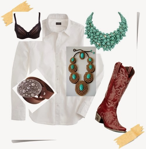 Outfits to Wear with Cowboy Boots