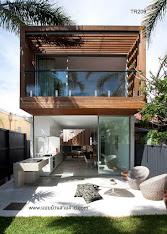 แบบบ้านสวย บ้าน 2 ชั้น  TR209