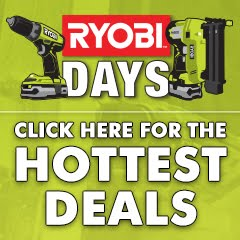 Ryobi Power Tools