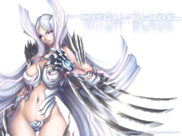 Witch Blade Reina Wallpaper 0006