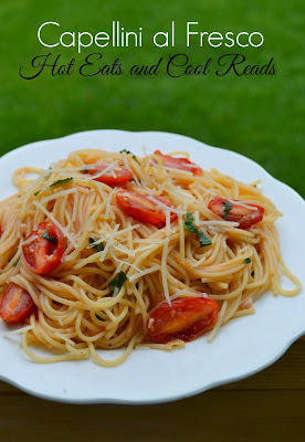pasta, dinner, tomatoes, tomato, linguine, spaghetti, recipe