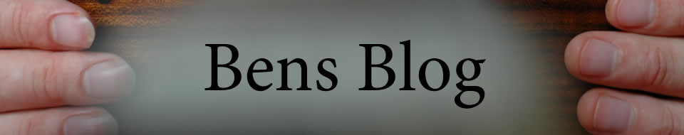Bens Blog - Woche 4