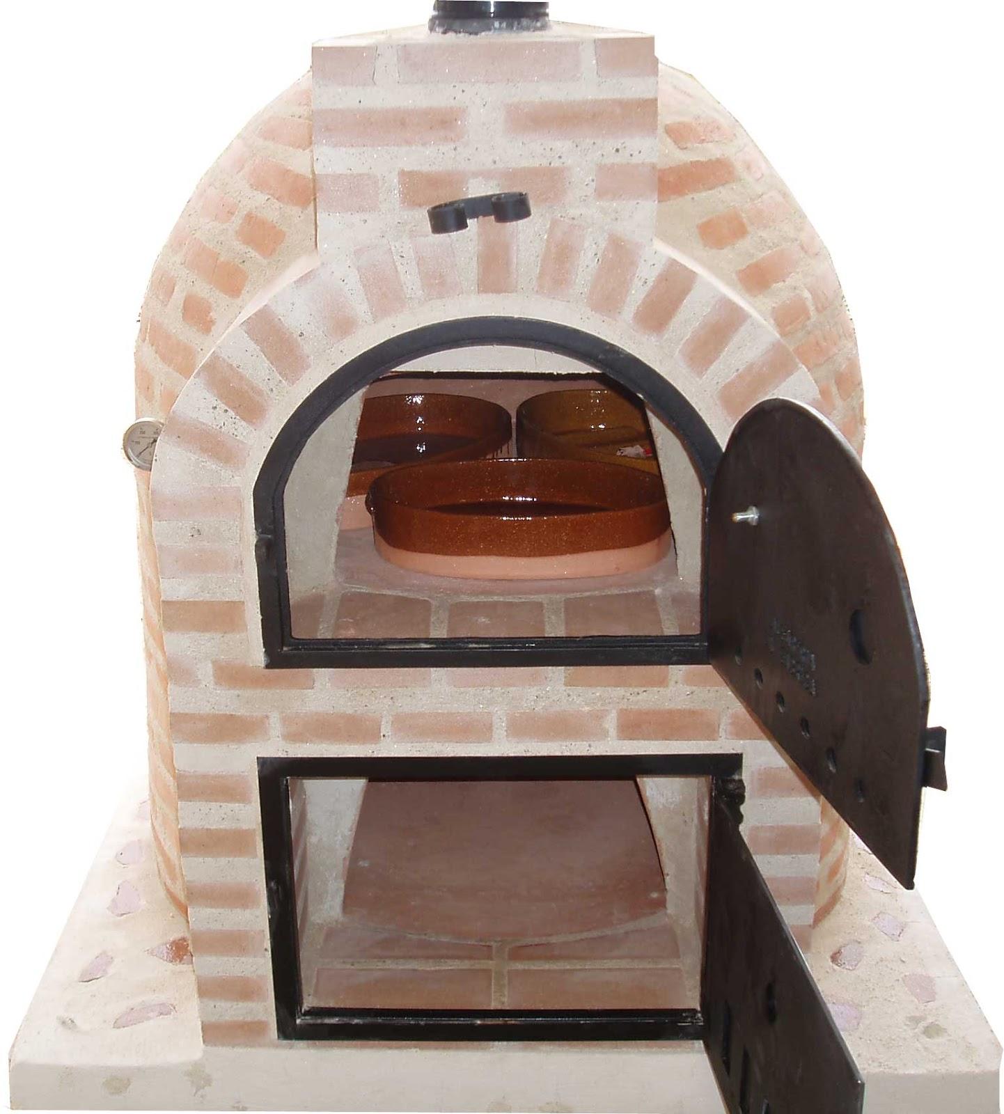 La fabrica de pereruela hornos con hornilla - Materiales para hacer un horno de lena ...