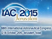 Logo konferencji IAC Jerozolima 2015