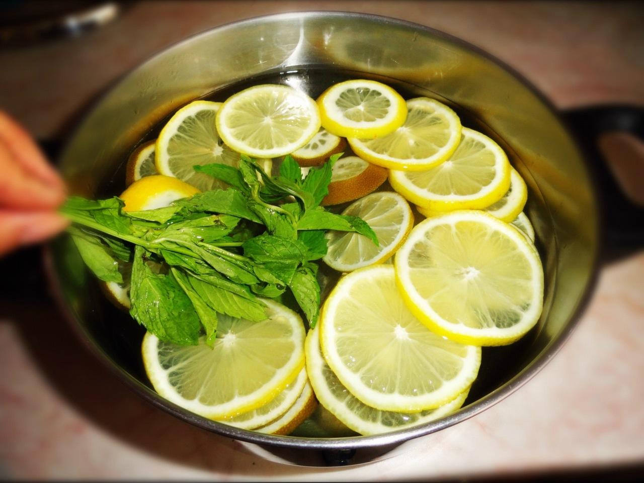 Лимонад из мяты, лайма и лимона в домашних условиях 26