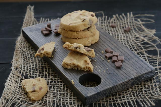 shortbread, cookies, beurre de cacahuete ,peanuts butter, gouter