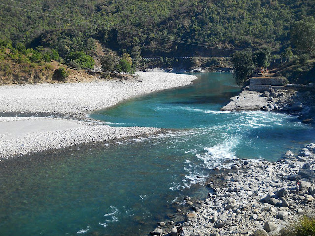 West Seti River doti