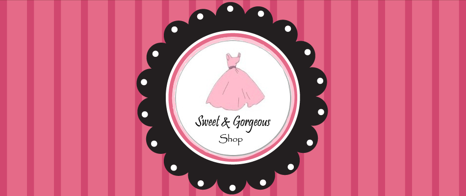 Sweet and gorgeous shop