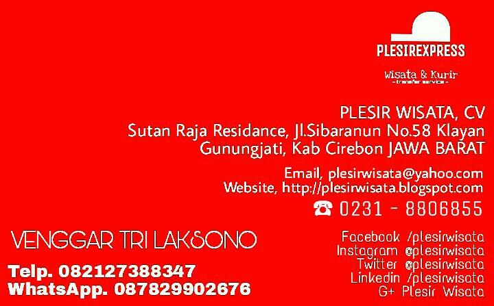 PLESIR WISATA GROUP (Cirebon)