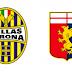 Verona - Genoa in dutching