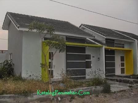 Rumah type 36 di Gemini GB