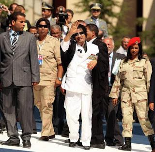 muammar algaddafi female bodyguards 08 Foto foto 40 Perawan Pengawal Pribadi Muammar Qadhafi