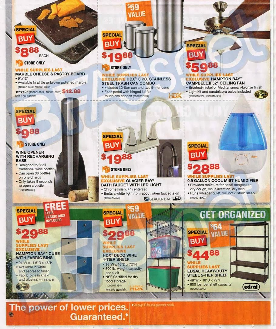 home depot black friday ad black friday ads 2013. Black Bedroom Furniture Sets. Home Design Ideas