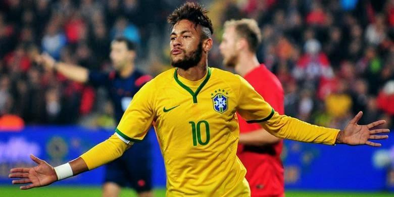 Neymar Lebih Bagus Dari Messi