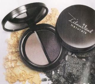 L'élan Vital Naturals Mineral Eyeshadow Duo