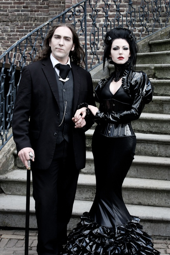 Devilinspired Gothic Clothing Gothic People And Gothic Lifestyle