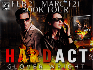Hard Act Spotlight Giveaway
