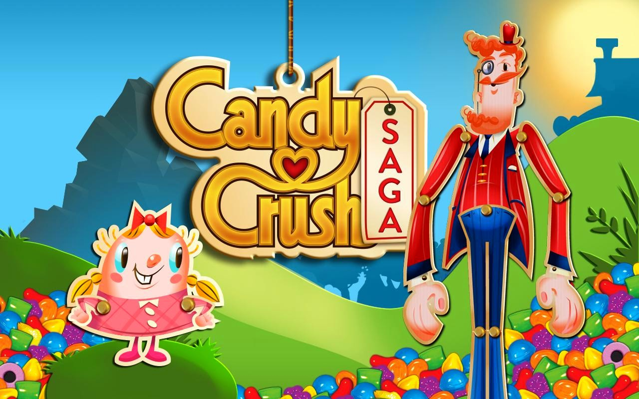 تحميل لعبة candy crush saga كاندي كراش للكمبيوتر و الأندرويد مجاناً