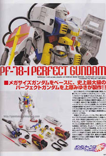 1/48 PF-78-1 Perfect Gundam