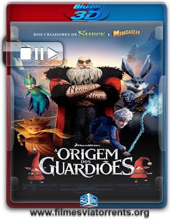 A Origem dos Guardiões Torrent - BluRay Rip