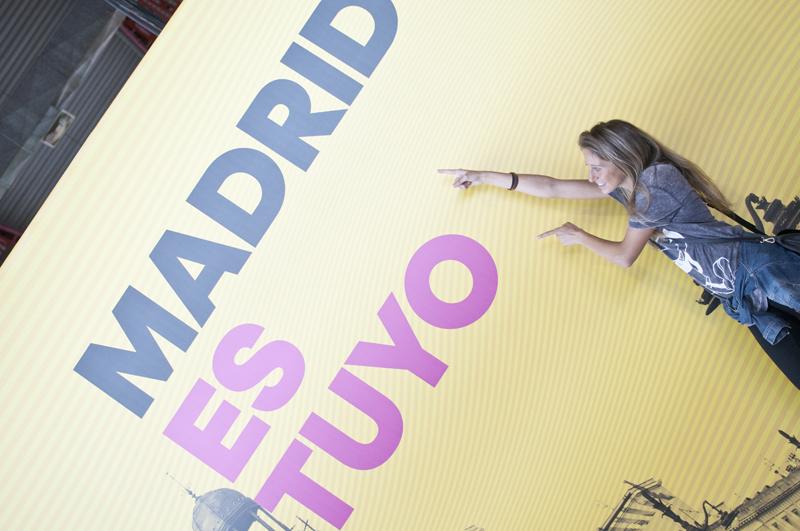 Feria del Corredor Maraton de Madrid 2015