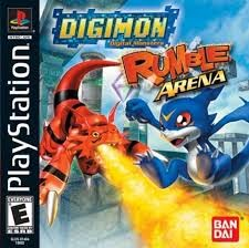 Digimon Rumble Arena - PS1 - ISOs Download