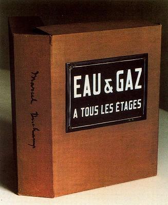 Aigua & Gas a tots els habitatges (Marcel Duchamp)