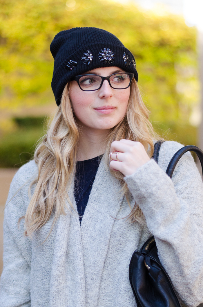 How to wear a toque, how to layer for winter