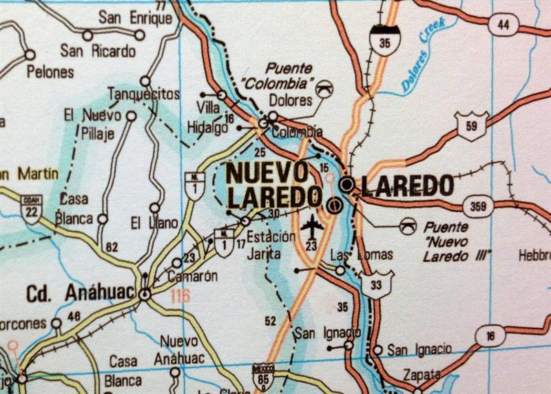 Borderland beat nine bodies found hanging from bridge in nuevo laredo