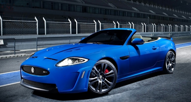 Jaguar XKR-S Convertible reveals
