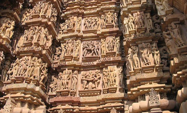 Arsitektur Kamasutra India