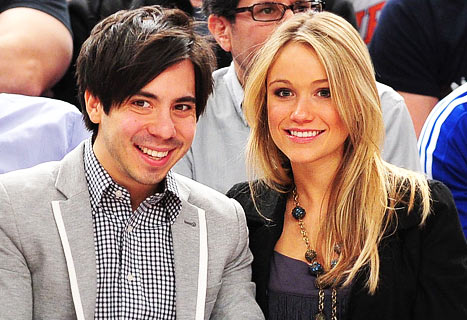 Hollywood: Katrina Bowden And Her Boyfriend Ben Jorgensen ...
