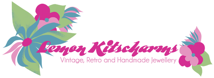 LEMON KITSCHARMS - Vintage & Retro Jewellery