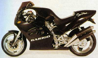 Barigo Onixa Prototype