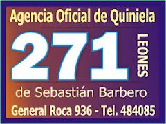 Agencia 271 de Sebastián Barbero
