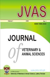 Journal of Veterinary and Animal Sciences