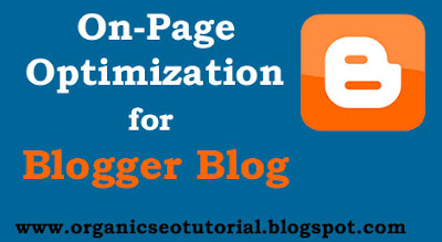 seo tutorial blog on page optimization