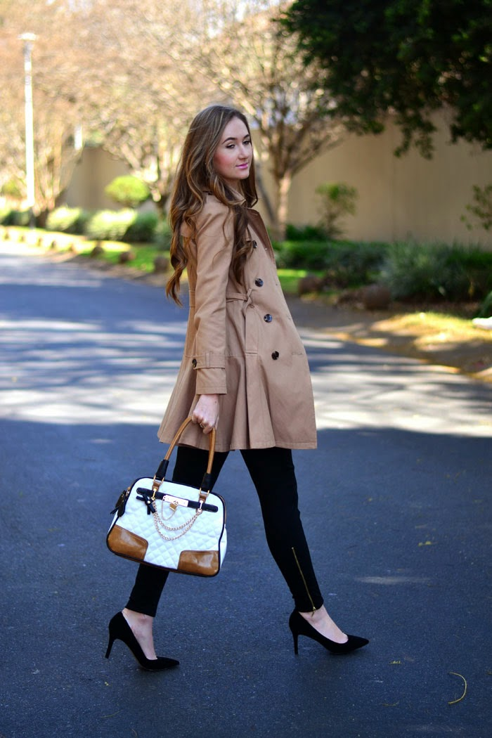 Forever New trench coat