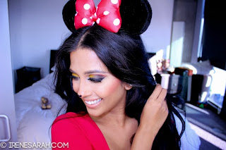 Halloween Tutorial: Minnie Mouse