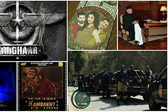 10 Highly-Anticipated Movies of 2015 will upturn Pakistani Cinema.