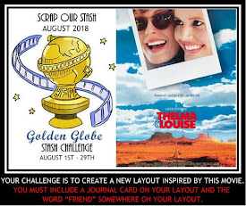 August 2018 Golden Globe Stash Challenge