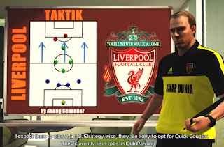 Download Manager Room Liverpool PES 2013