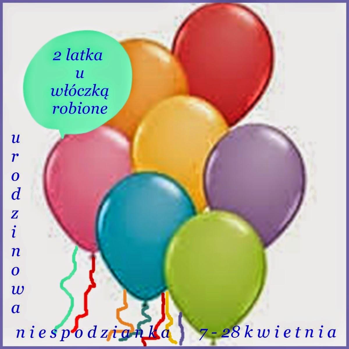 Urodziny Ursy - 2 latka:)