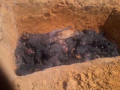 genocide in pictures evidence of alleged massacre of northern