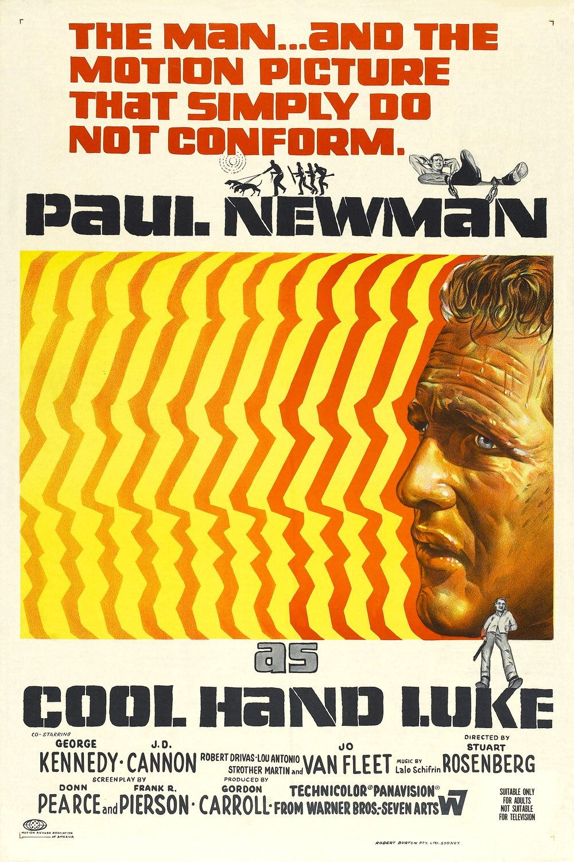 video dead cool hand luke 1967