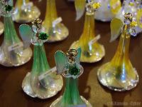 ガラス細工の天使
