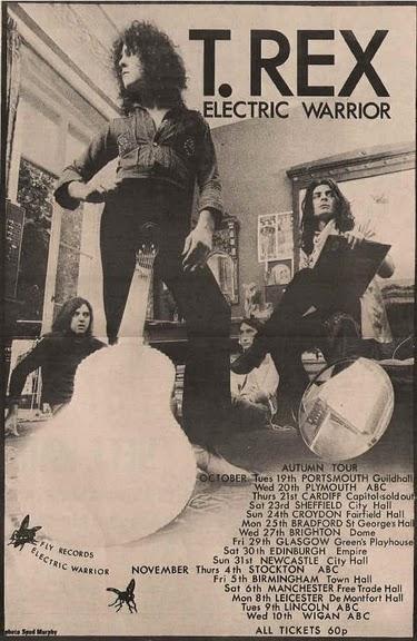 la luna t rex electric warrior 1971 30th