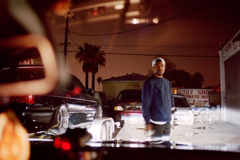 Frank Ocean by CG Watkins for GARAGISME