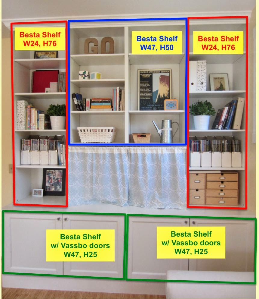 Delightful We Installed Two Tall Side Shelves (skipping The Install Of The Bottom  Panel And Installing The Cam Lock Screws Directly Into The Countertop, ...