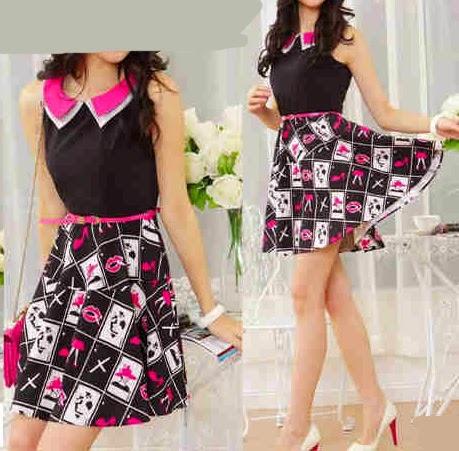 dress stylish spandex